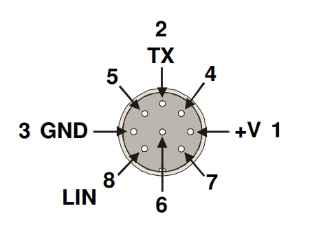 FT 2000 : Connexion AMPLI AMERITRON avec interface Ameritron ARB-704 Cordon-pnp8d-cote-ft2000