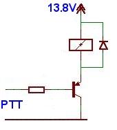 FT 2000 : Connexion AMPLI AMERITRON avec interface Ameritron ARB-704 Relais