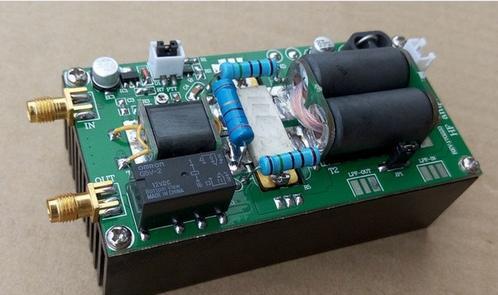 Amplificateur 100W pour poste QRP (KX3, FT817, etc...) à 30 euros environ Photo