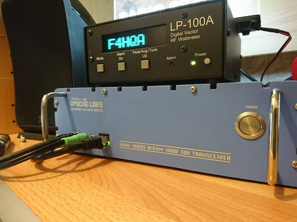Amplificateur radioamateur Haute Tension : F4HQA F4hqa.02