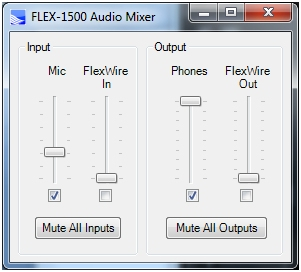 FLEX 1500 - MD100 : Réglage efficace (par F6MPN) Flex-1500-Audio-mixer