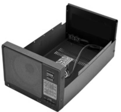 Haut-parleur / Enceinte extérieure pour émetteur-récepteur radioamateur : Faire le bon choix pour ses oreilles Exemple02