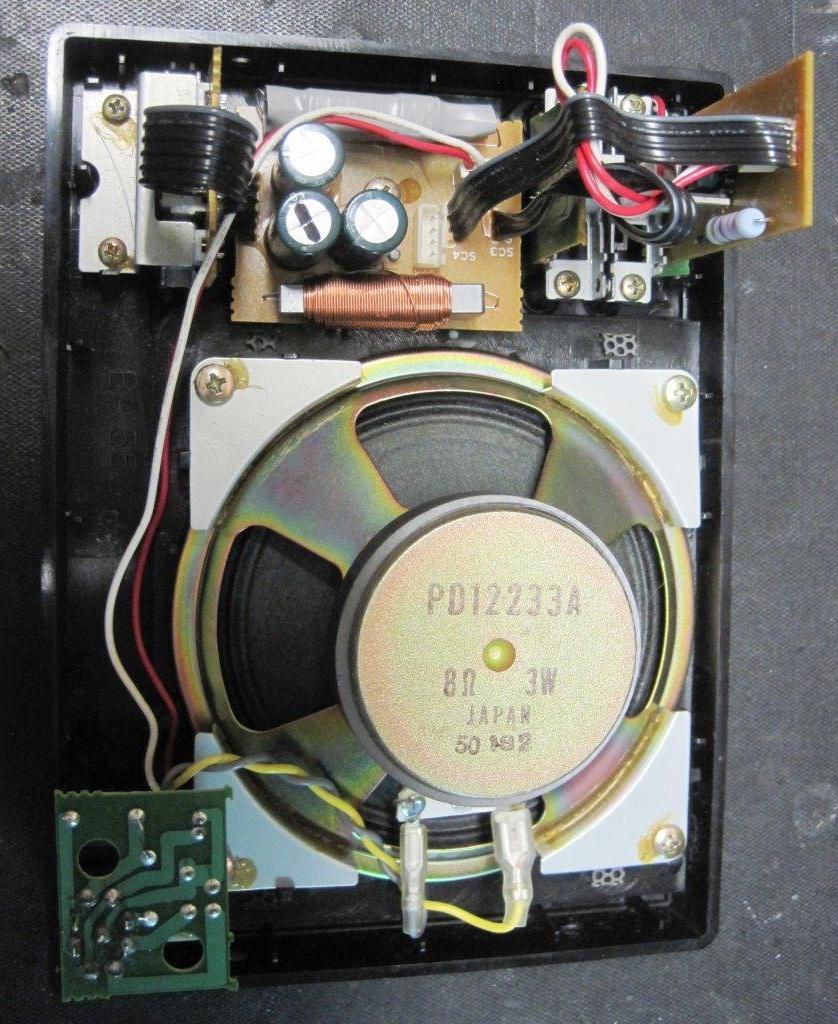 Haut-parleur / Enceinte extérieure pour émetteur-récepteur radioamateur : Faire le bon choix pour ses oreilles Exemple04