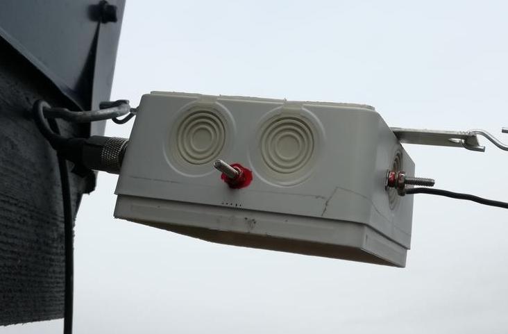 Transformateur d'impédance 1/64 ( Balun / un-un / unun ) - Antenne Long fil / End fed Transfo-1-64-ext