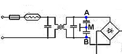 Interface entre émetteur-récepteur et ordinateur : Utile ou pas ?  Entree-alim
